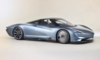 McLaren Unveils Futuristic $2.2 Million Hyper-GT Speedtail