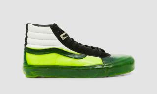1017 ALYX 9SM Coats Archive Vans Sneakers in Liquidized Rubber
