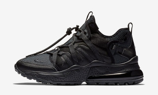 "Nike's Air Max 270 Bowfin ""Triple Black"" Is Out Now"