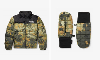 The North Face Drops Cozy, '90s-Indebted Camo Capsule