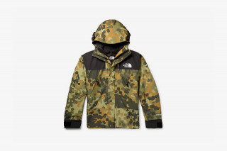 60658d1fda The North Face Drops Super Cozy  90s Camo Capsule