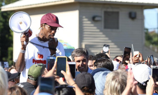 Travis Scott Endorses Beto O'Rourke & Urges Young Adults to Vote