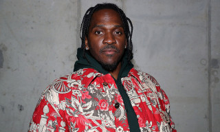 Pusha-T Reveals the Sneakers adidas Originals Is Dropping at ComplexCon