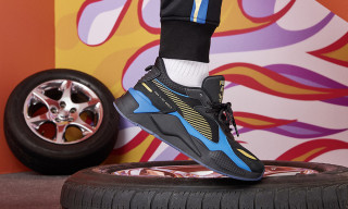 PUMA Teams Up With Hot Wheels on Trio of RS-X Sneakers