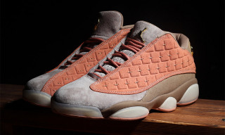 "CLOT Unveils ""Terracotta Warrior""-Inspired Air Jordan 13 Low"