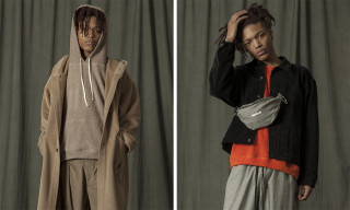s.k. manor hill Debuts Minimalist Fall Menswear Collection