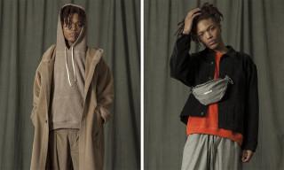 s.k. manor hill Debuts Minimalist Fall Menswear Collection