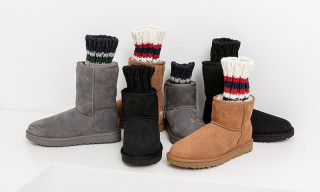 sacai Reworks UGG's Classic Boot for Men & Women