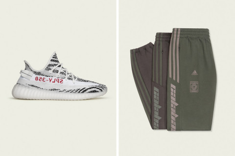 Here's Everything YEEZY & adidas Originals Are Dropping in November