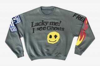 Cactus Plant Flea Market Kids See Ghosts Sweatshirt Buy Now