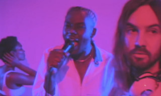 """Theophilus London Shares Retro-Flavored Video for """"Only You"""" ft. Tame Impala"""