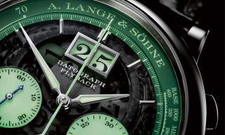 Watchmaker A. Lange & Söhne's New Datograph Is a Glowing Masterpiece