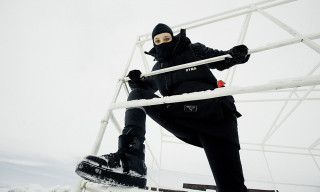 PUMA & Outlaw Moscow's Winter Drop Gets Put to the Test in Frozen Russia