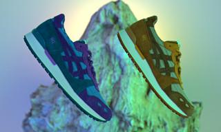 DETAILS: YMC & ASICS' Hiking-Inspired GEL-Lyte XT Collaboration