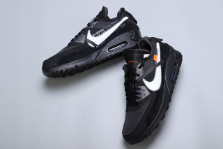 OFF-WHITE x Nike Air Max 90 Black  Release Date, Price   More b29a418a7ef6