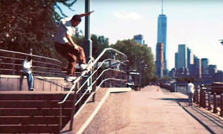 Carhartt WIP Takes Over Europe & NYC in Old-School Skate Video