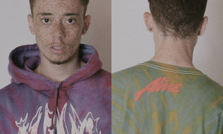 Alive & More Drop New Capsule of Tie-Dye Hoodies and Tees