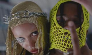 "A$AP Rocky & FKA twigs Drop Gorgeous ""Fukk Sleep"" Visual"