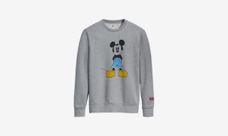 Levi's Launches Limited Edition Mickey Mouse Collection