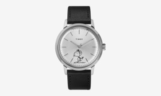 Timex Celebrates Snoopy With New Marlin Automatic Watch