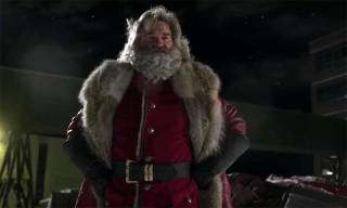 Kurt Russell Is Santa Claus in Netflix's 'The Christmas Chronicles'