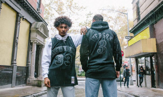 Mitchell & Ness' Tonal Black NBA Hardwood Classics Collection Is an Off-the-Court Staple