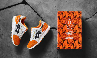 "Afew & BEAMS Are Bringing Back the ASICS GEL-Lyte 3 ""Koi"""
