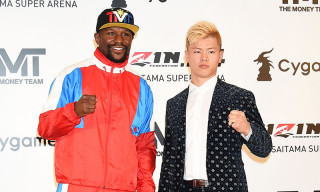 Floyd Mayweather Says He Only Agreed to a Small Exhibition With Tenshin Nasukawa