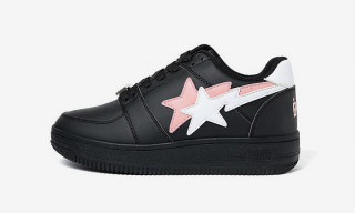 A Bathing Ape's New BAPE STA Unveiled With Double Shooting Star Logo