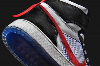 6a7bcc4f6f9 The Shoe Surgeon s Mars Yard Air Jordan 1 Custom  Release Info