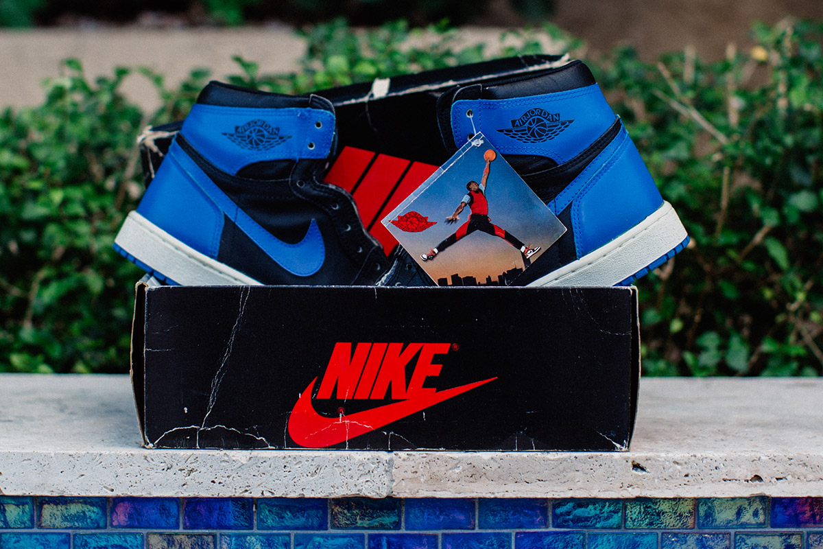 c6e011bd723a This OG Air Jordan Collector Doesn t Mess With New Retros