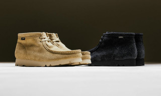These GORE-TEX Wallabees From BEAMS & Clarks Are Built to Tackle Winter