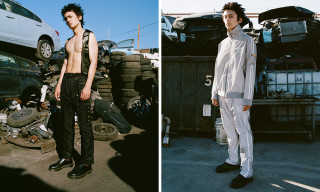 Midnight Studios' Gritty FW18 Drop Takes Inspiration From '70s England