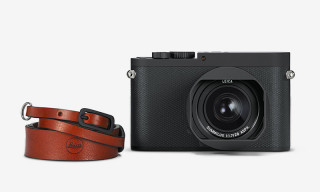 Leica Launches $4,995 Matte Black Q-P Camera
