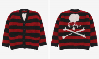 Would You Drop $6,000 on this mastermind Cashmere Cardigan?