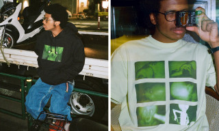 Supreme Reveals Chris Cunningham Tees & Hoodies