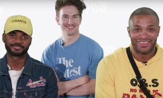 PJ Tucker 'Fit Checks James Harden, Carmelo Anthony, & More of the NBA on 'Ball Boyz'
