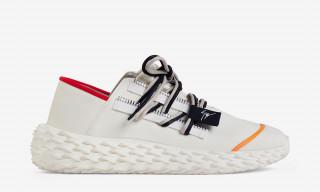 Giuseppe Zanotti Debuts the Chunky 'Urchin' Sneaker for SS19