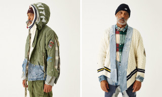 KITH & Greg Lauren Debut Dystopian-Inspired Ivy League Collection