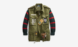 Ralph Lauren Reveals Limited Edition Capsule Made From Vintage Polo