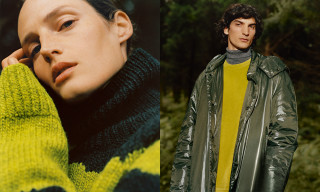 COS Drops Acid Yellow Tones and Metallic Outerwear for FW18