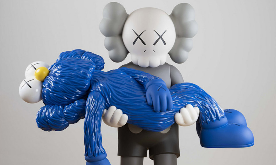 KAWS 'GONE' Exhibition: Take a Look Inside Here