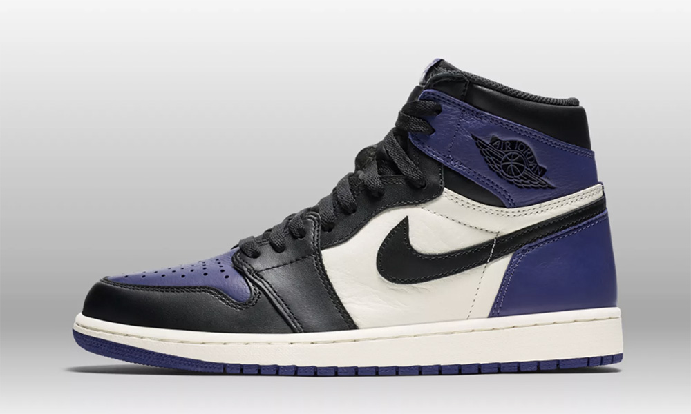"The Air Jordan 1 ""Court Purple"" Completes Nike s ""Week of the Ones"" ca0c97280"