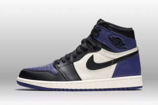 "The Air Jordan 1 ""Court Purple"" Completes Nike s ""Week of the Ones"" a7c0c0b4bc6d"