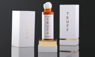 This White Truffle TRUFF Hot Sauce Is Almost Too Good-Looking to Eat