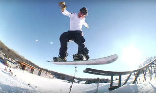 Watch adidas Snowboarding's New 14-Minute Film 'blender'
