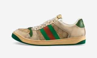 Gucci Just Dropped $870 Distressed Sneakers & Twitter Is Roasting Them