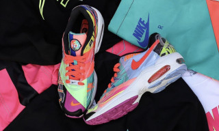 atmos Debuts Colorful '90s-Inspired Nike Air Max Light 2