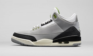 "The Air Jordan 3 ""Chlorophyll"" Drops Today & Here's Where You Can Buy It"