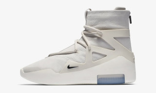 Jerry Lorenzo's Nike Fear of God 1 Drops Today